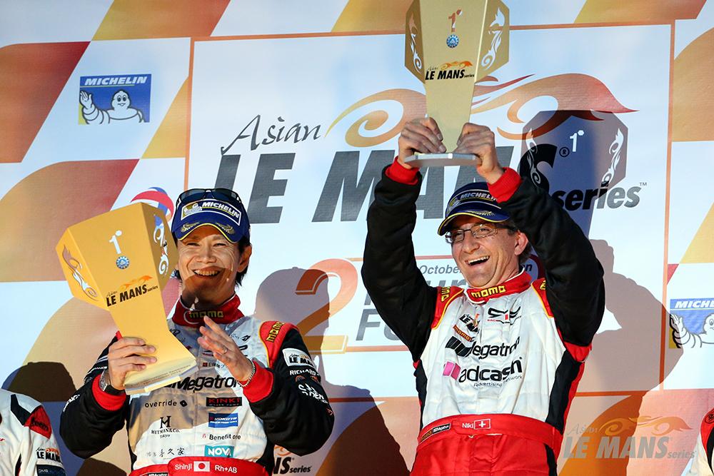 Momo Race performance wins 3H Sepang