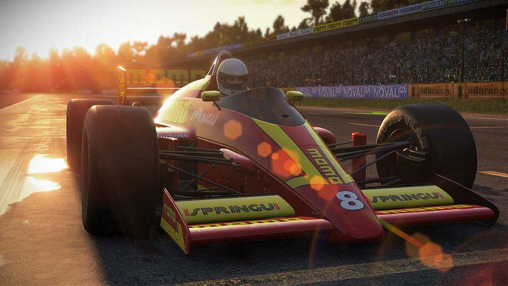 Project Cars – MOMO Community Liveries Pack now available!