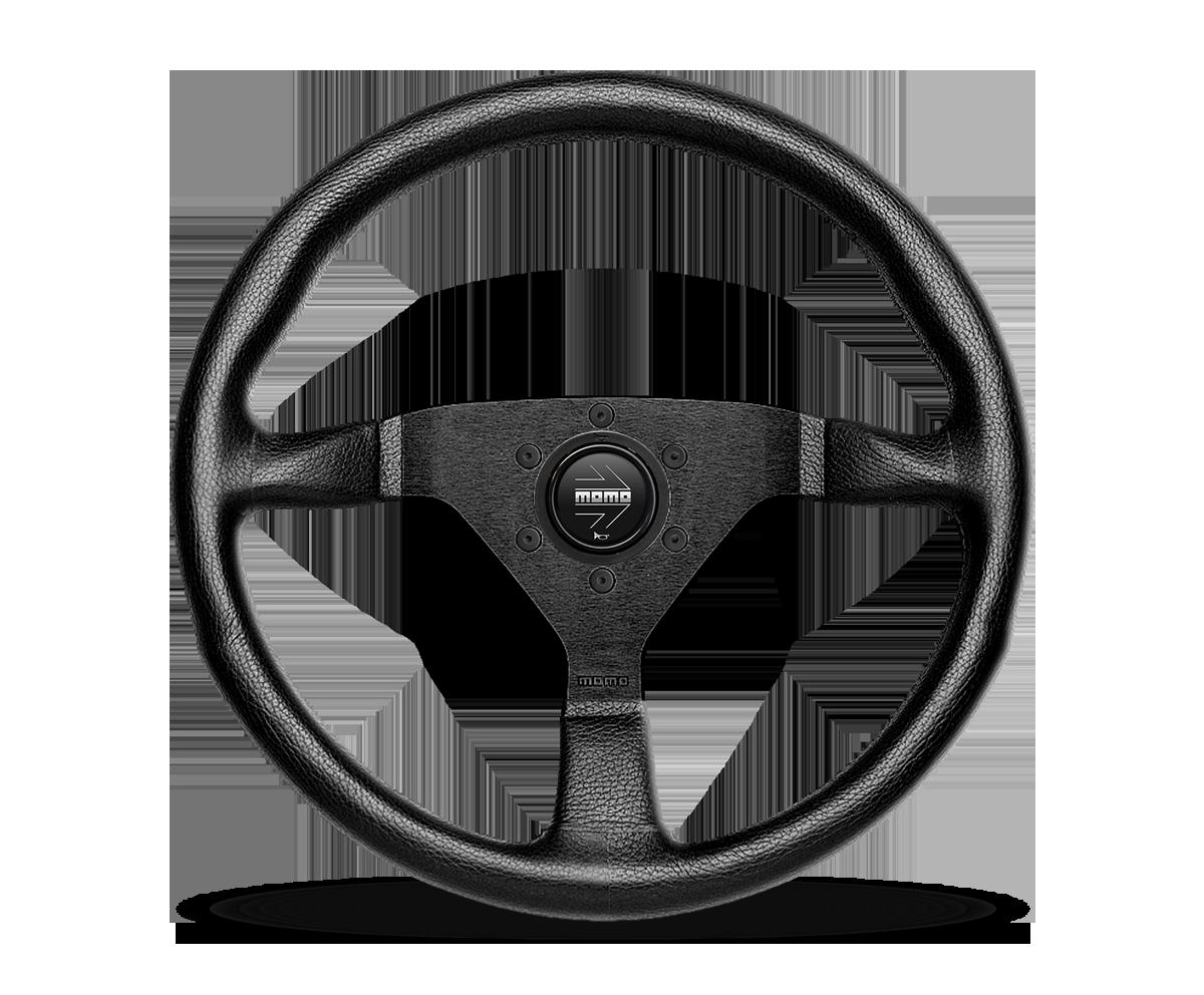 #MyMOMO Custom Montecarlo Steering Wheel