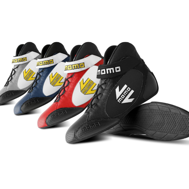 Image of MOMO GT Pro Automotive Racing Boots