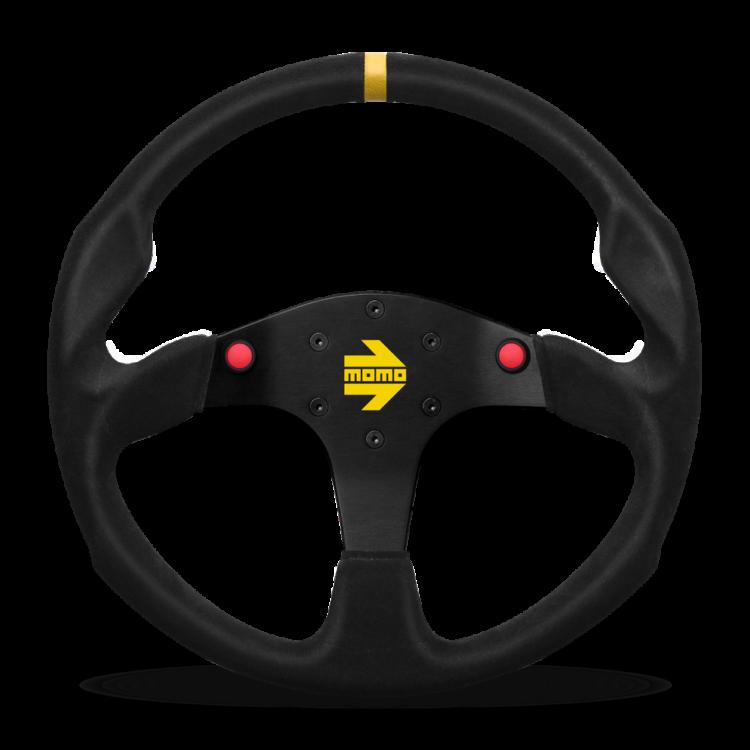 MOMO MOD.80 EVO Racing Steering Wheel