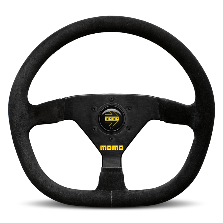 Image of MOMO Mod. 88 Racing Steering Wheel, front view