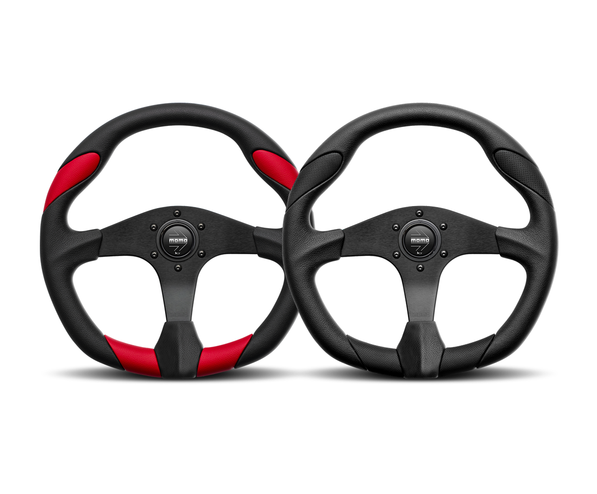 MOMO Quark Tuning Steering Wheels
