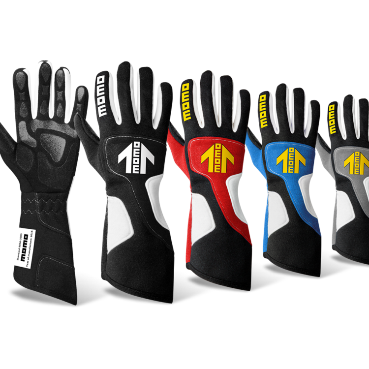 MOMO Xtreme Pro Automotive Racing Gloves