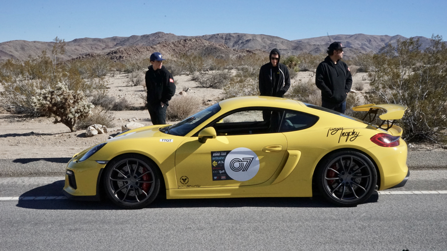 MOMO teams up with Targa Trophy for the Grand Tour – Porsche Edition