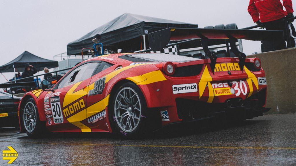 MOMO Ferrari 458 GT3 Italia