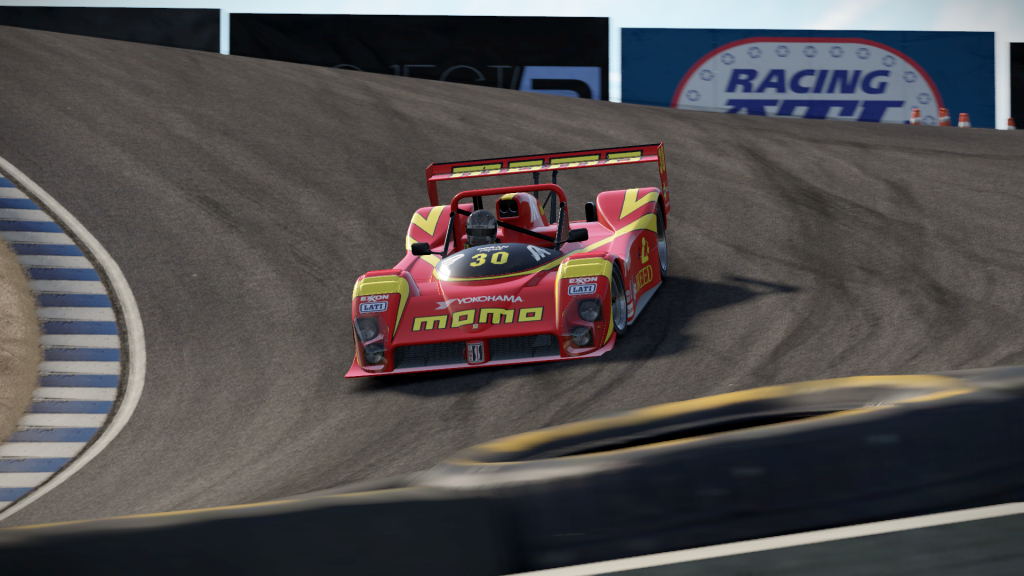 Martinez Used Cars >> MOMO Ferrari 333 SP featured in Project CARS 2 Game - MOMO