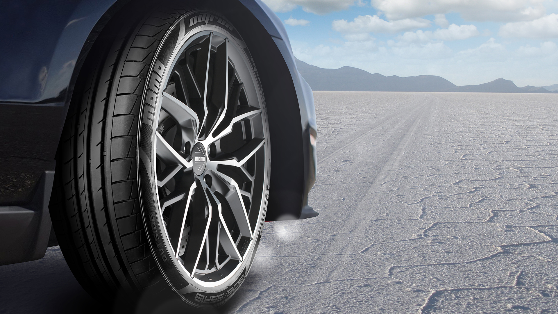 MOMO Introduces Tire Line to North America