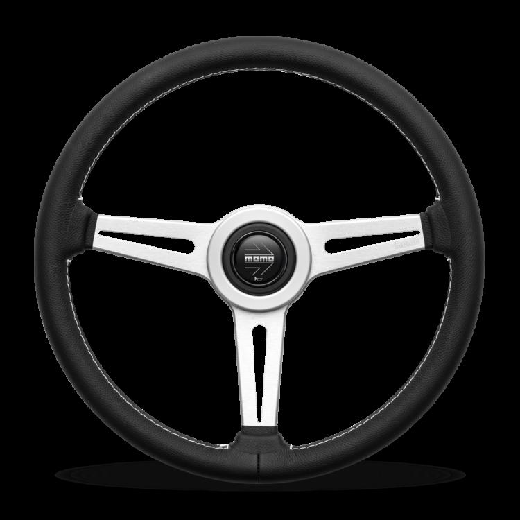 Image of MOMO retro steering wheel