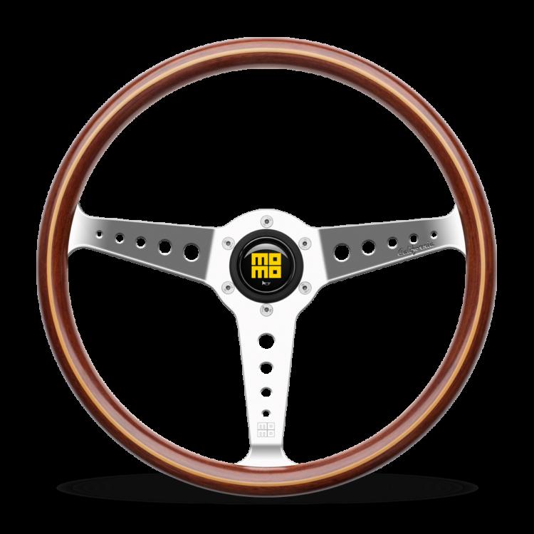 MOMO California Indy Wood Steering Wheel