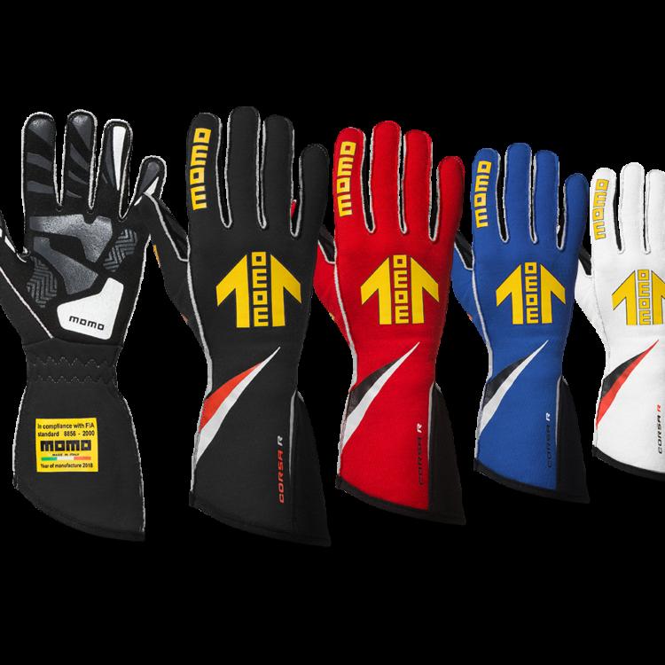 MOMO Racing Gloves