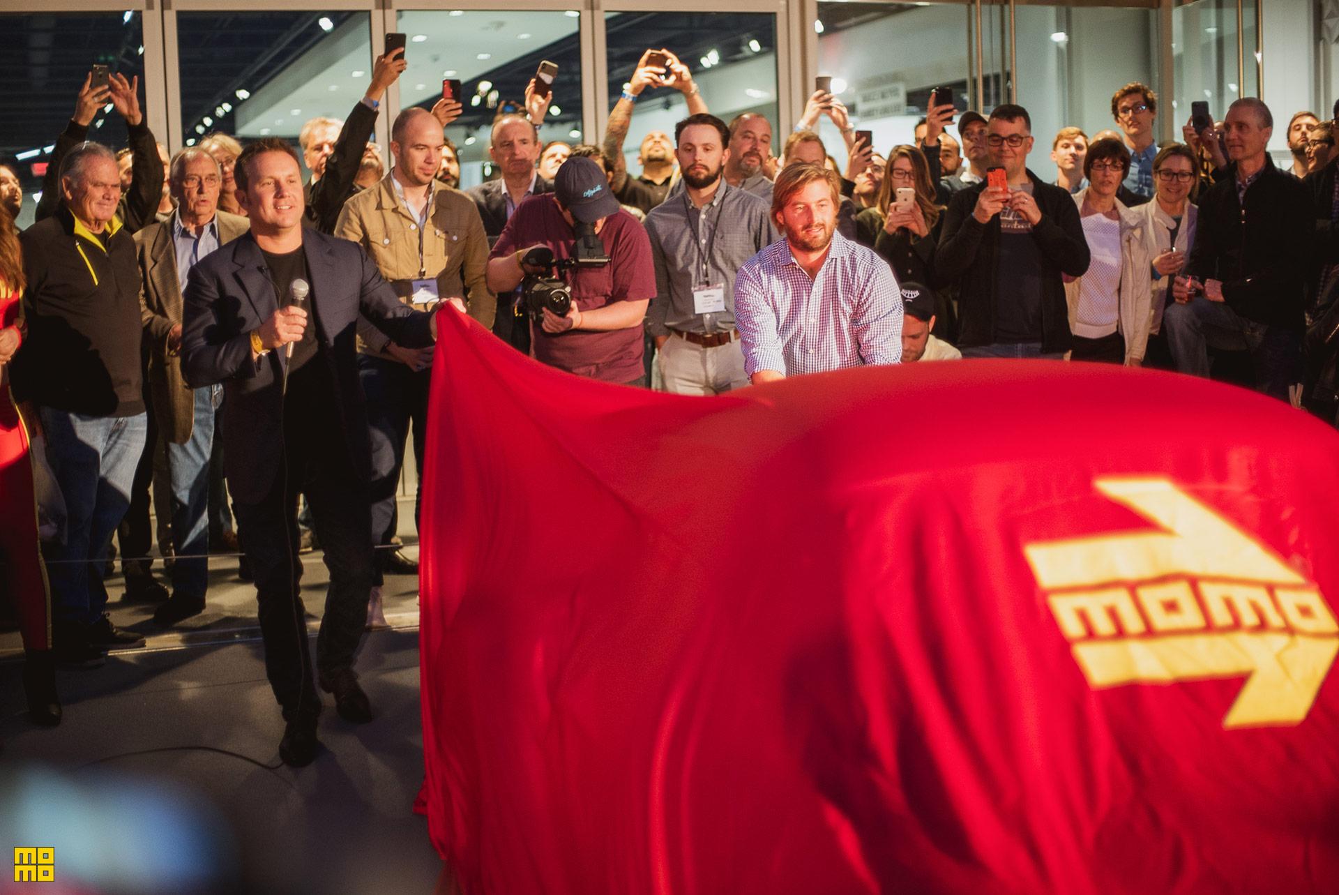 MOMO Emory Porsche 356 RSR Outlaw Unveiling – Pre-Luftgekuhlt Event – Petersen Museum