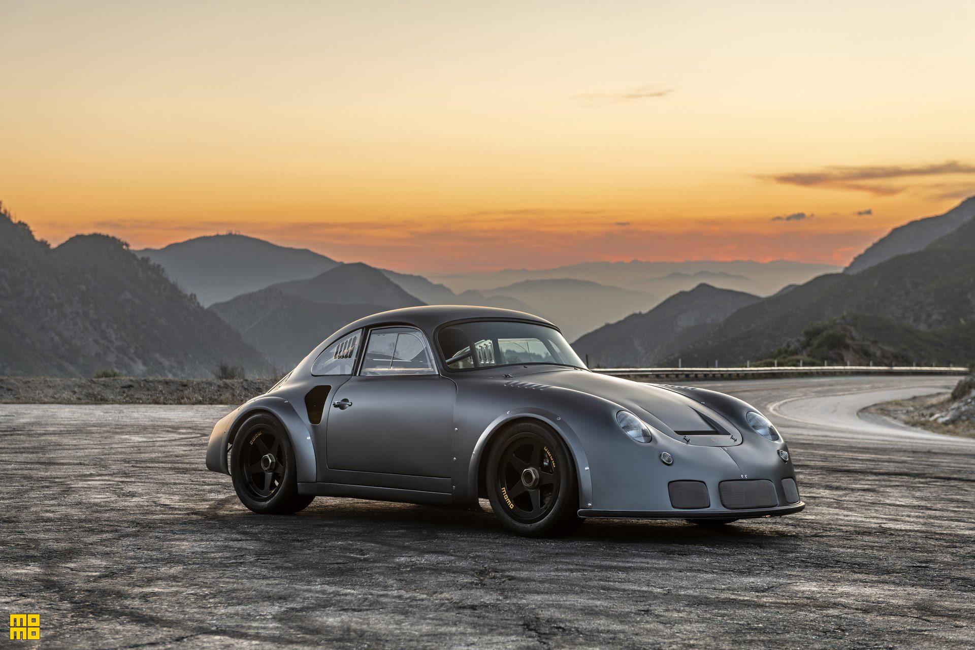 MOMO Emory Porsche 356 RSR Outlaw: Automotive Art & Performance