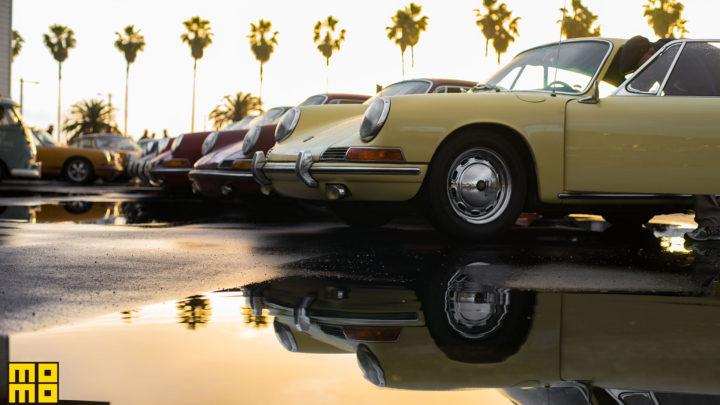 Luftgekühlt 4 - Porsche Air Cooled Car Show