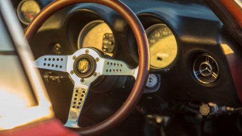 Datsun Fairlady 240Z - MOMO Super Grand Prix Steering Wheel