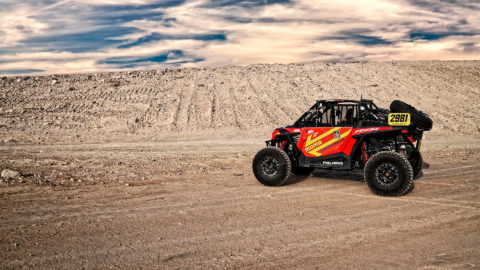 Speed Vegas Polaris RZR - MOMO Start Racing Seats